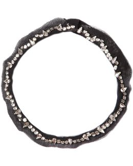 Charlotte Beaded Collar Necklace