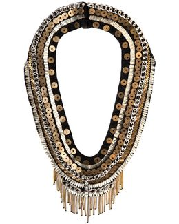 Layne Beaded Statement Necklace