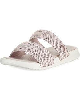 X Pigalle Benassi Duo Ultra Slide Sandal