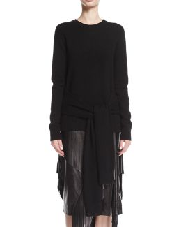 Cashmere Sweater Muffler