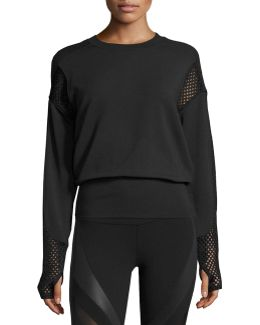 Formation Long-sleeve Top