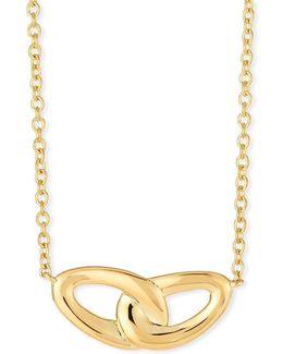 18k Cherish Link Necklace