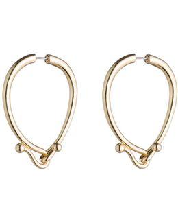 Thalia Hook Hoop Earrings