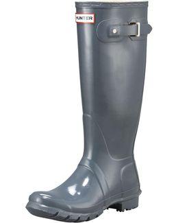 Tall Gloss Boot