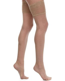 Signature Chantilly Lace Thigh High Stockings