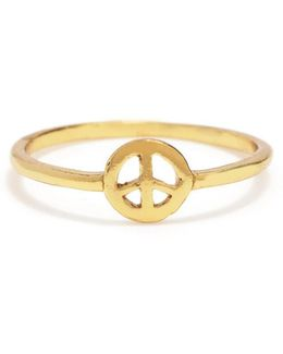 Little Peace Ring