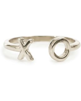 Xo Open Ring