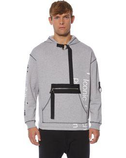 Palladian Hoodie In Grey