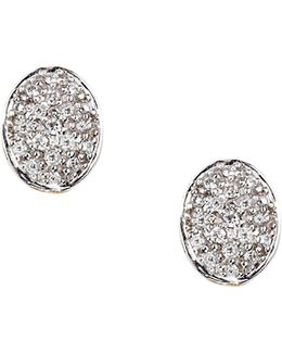 Siviglia Diamond Stud Earrings