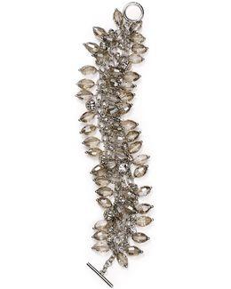 Smoky Cluster Bracelet