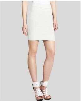 Skirt - Simone Textured Power