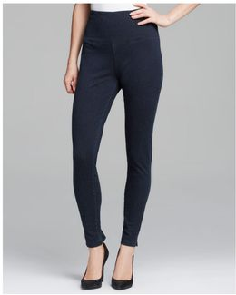 Denim Skinny Leggings