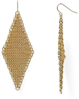Call Of The Wild Mesh Earrings