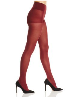 Opaque Coverage Control Top Tights