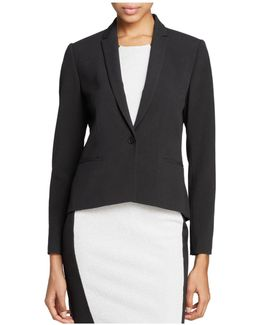 Carina Single Button Blazer