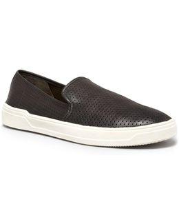 Galeas Perforated Slip-on Sneakers