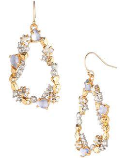 Elements Mosaic Link Drop Earrings