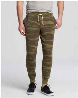 Eco Fleece Dodgeball Pants