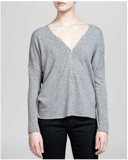 Sweater - Zip Front