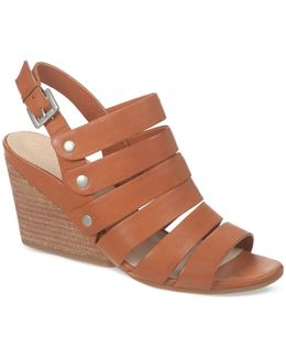 Wedge Sandals - Lassie Strappy