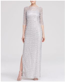 Gown - Sequin Lace
