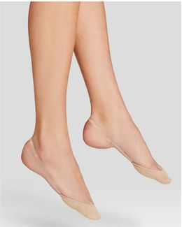 Perfect Bare Slingback Liner Socks