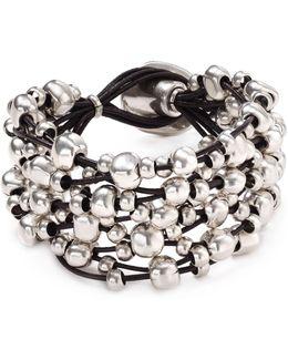 Beaded Toggle Bracelet