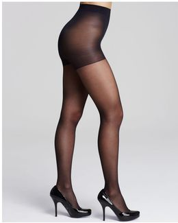 Active Sheer Control Top Tights