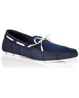 Lace Boat Shoes