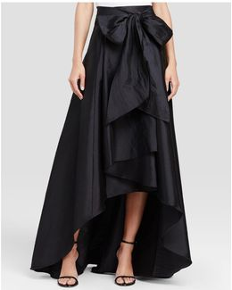 High/low Ball Skirt