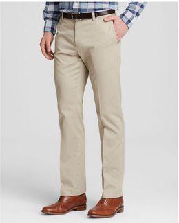 Milano Slim Fit Chino Pants