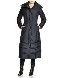 Down Maxi Coat