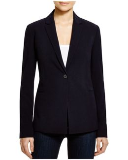 Jolie Notch Lapel Blazer