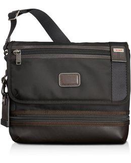 Beale Crossbody Messenger Bag