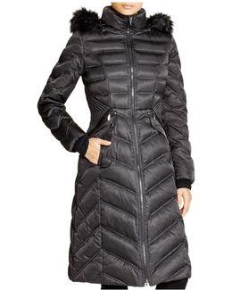 Long Maxi Puffer Coat