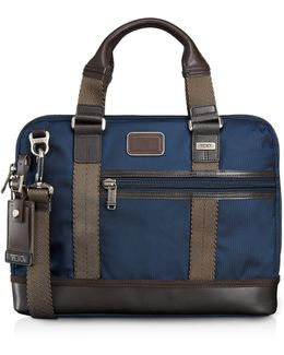 Earle Compact Briefcase