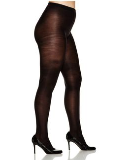 Plus Opaque Tights