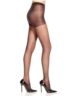 Age Defiance Sheer Control Top Tights
