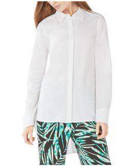 Aylin High/low Shirt