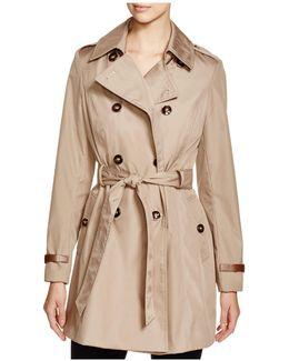 Lightweight Trench Coat