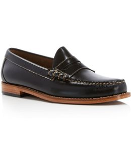 Larson Beefroll Penny Loafers