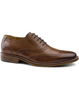 Corbin Wingtip Oxford