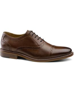 Bass Carnell Cap Toe Dress Shoes