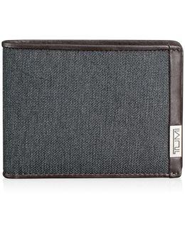 Double Billfold Bi-fold Wallet