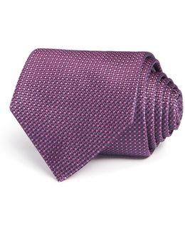 Micro Textured Classic Tie
