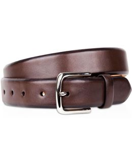 Dress Calf Leather Belt