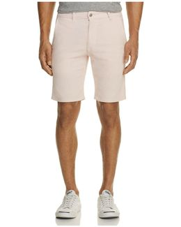 Straight Fit Trouser Shorts