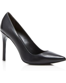 Caterina Pointed Pumps