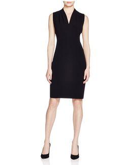 Tonya Pleat Dress