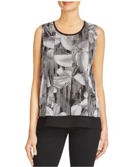 Maisy Floral Print Top